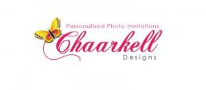 chaarkell designs personalised photo invitations